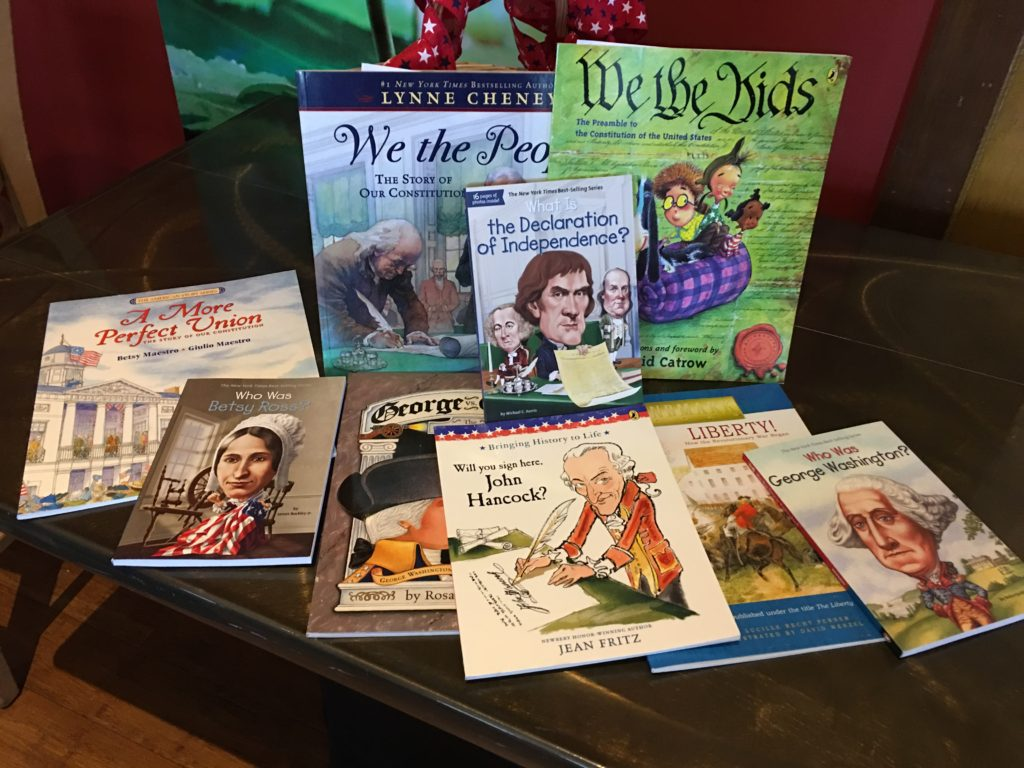 Book Collection for School Children