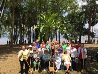 Arbor Day Tree Planting 2017